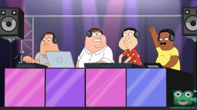 Family Guy 15. évad 12. rész