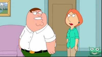 Family Guy 15. évad 20. rész